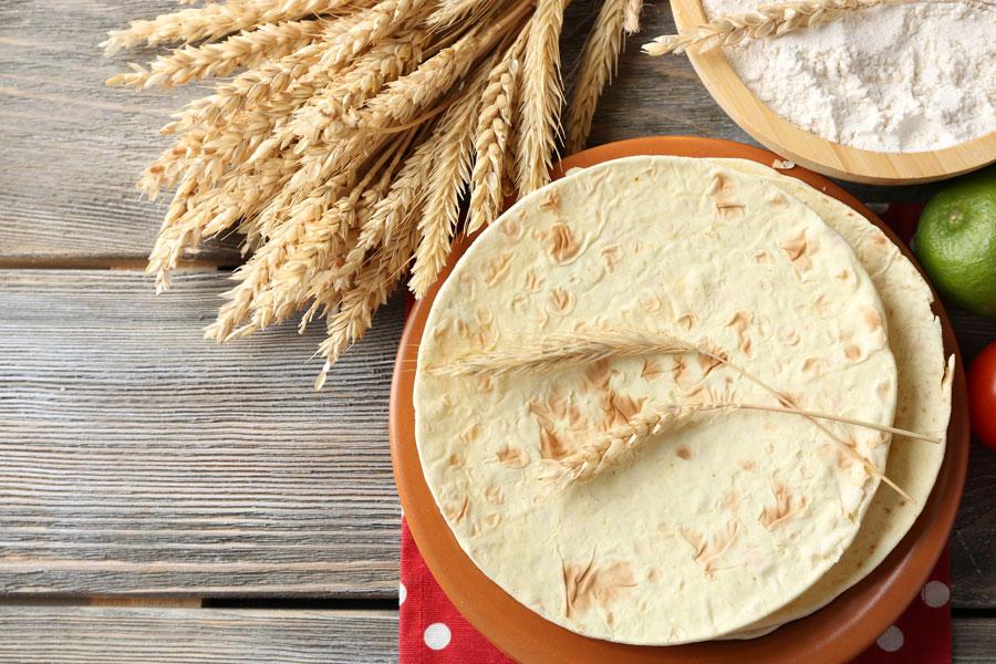 Cómo preparar Tortillas de Harina (Mexicanas)