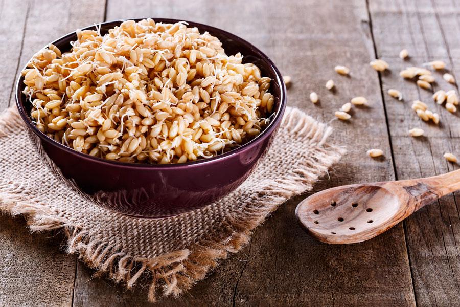 Beneficios de consumir germen de trigo. Propiedades e información nutricional del germen de trigo. Cómo aprovechar los beneficios del germen de trigo