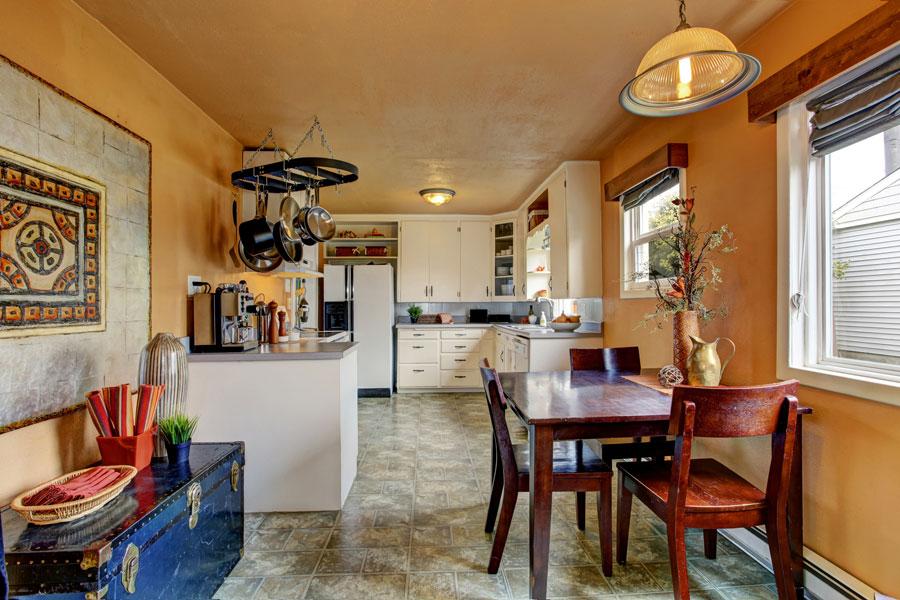 Sala Pequena Y Comedor ~  comedor pequeño Ideas de decoración para una sala comedor pequeña