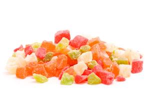 Cómo preparar Frutas Abrillantadas
