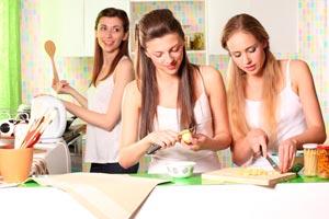 Cómo organizar una cena formal
