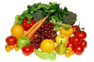 Cómo elegir frutas y legumbres frescas