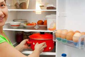 Cómo mantener los productos refrigerados