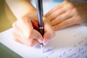 Resultado de imagen de Escribo una carta