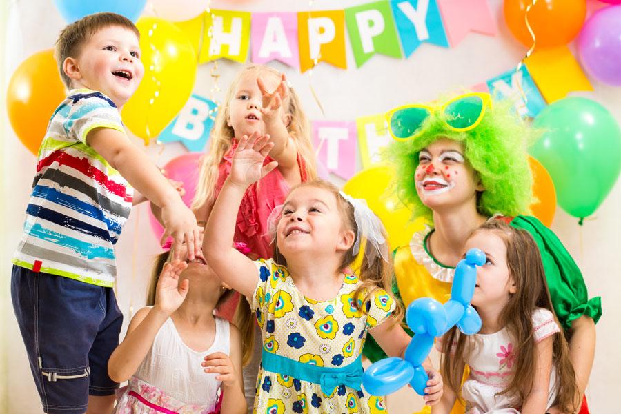 Cómo organizar Juegos en los Cumpleaños