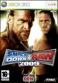 Trucos para WWE SmackDown Vs. Raw 2009 - Trucos Xbox 360 (II)