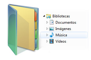 Cómo organizar los archivos en la computadora
