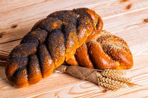 Ingredientes y preparación para hacer pan de tenzas dulce. Cómo preparar pan trenzado dulce. Receta para hacer pan trenzado dulce