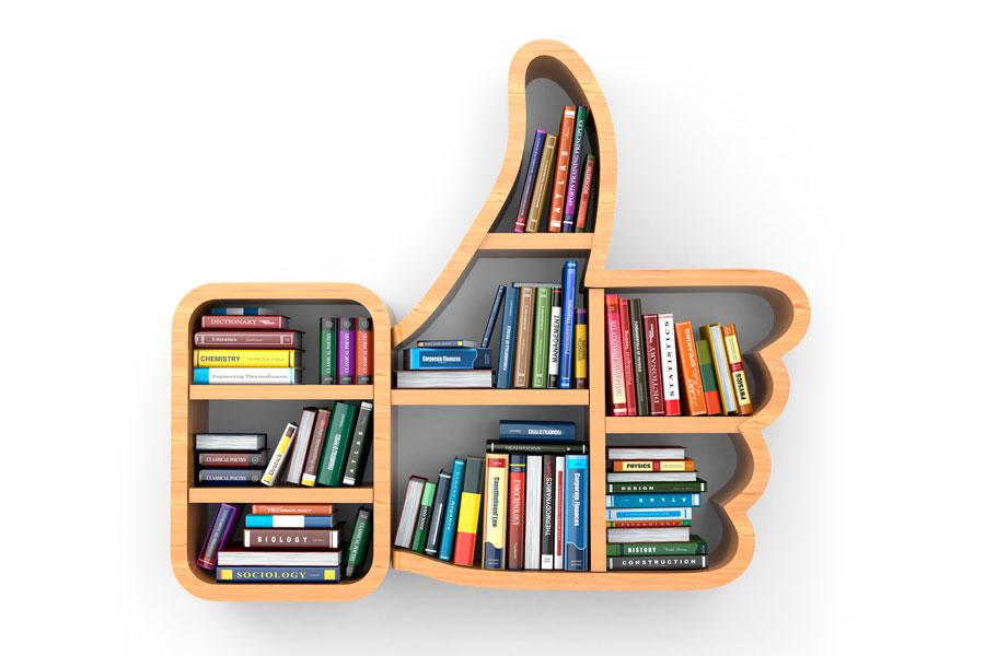 Consejos para mantener organizada la biblioteca. Tips para una buena organización de los libros en la biblioteca.