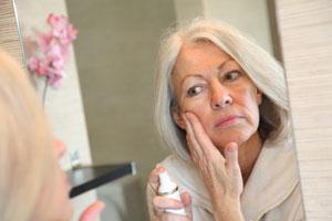 Cómo maquillarse en la tercera edad