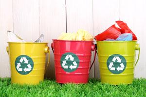 Cómo decorar reciclando objetos