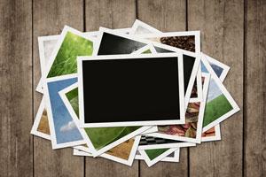 Cómo decorar con fotos de maneras originales