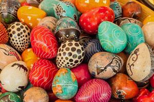 Método para pintar piedras con la técnica de flotado. Cómo crear objetos decorativos con piedras pintadas