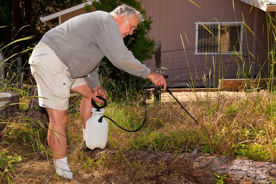 Como utilizar los herbicidas