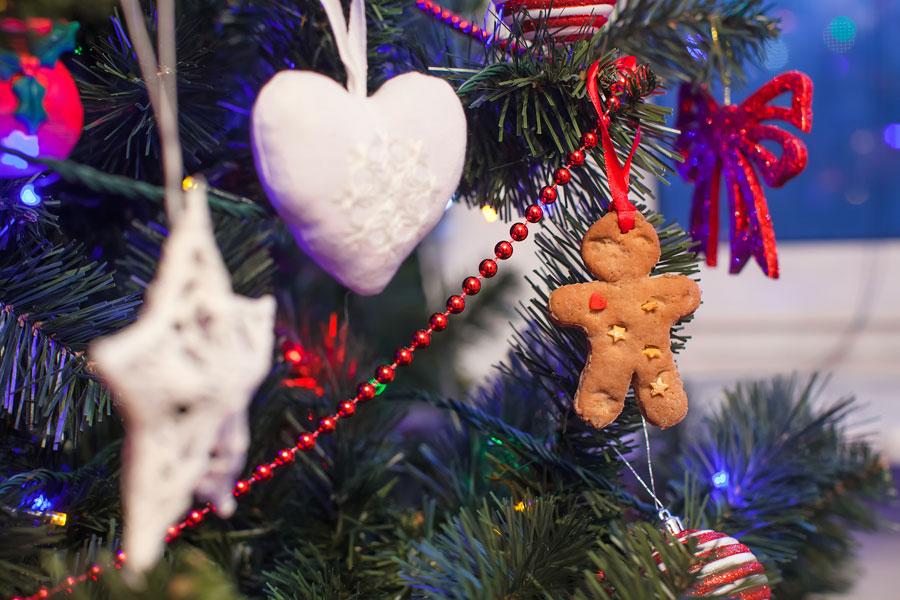 Adornos de navidad comestibles para los niños. Aprende a hacer adornos que se comen para el pino de Navidad, una idea genial para los niños