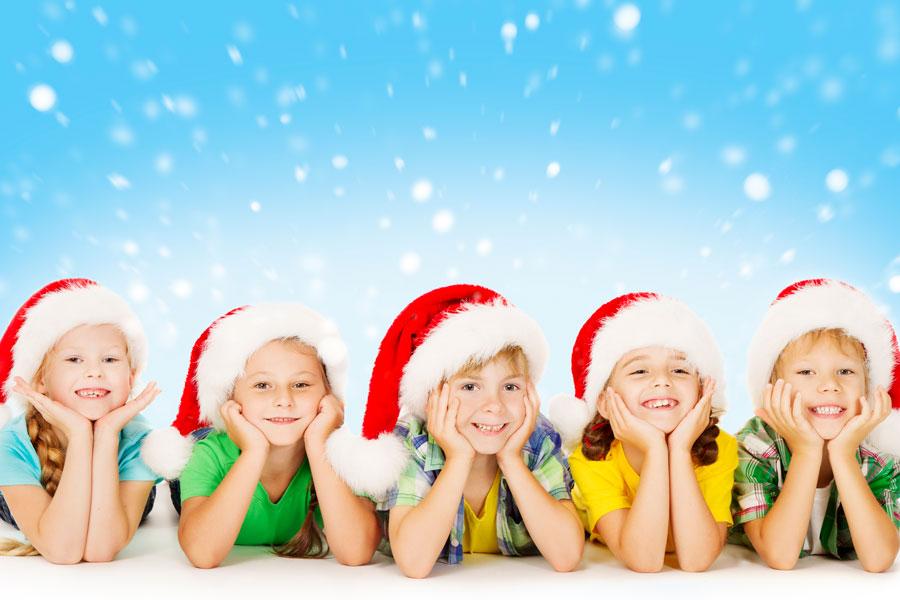 Ideas para entretener a los más chicos en navidad. Cómo divertir a los niños en nochebuena y navidad