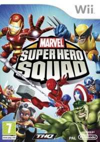 Trucos para el juego Marvel Super Hero Squad, para Nintendo Wii. Desbloquea nuevos personajes en Marvel Super Hero Squad