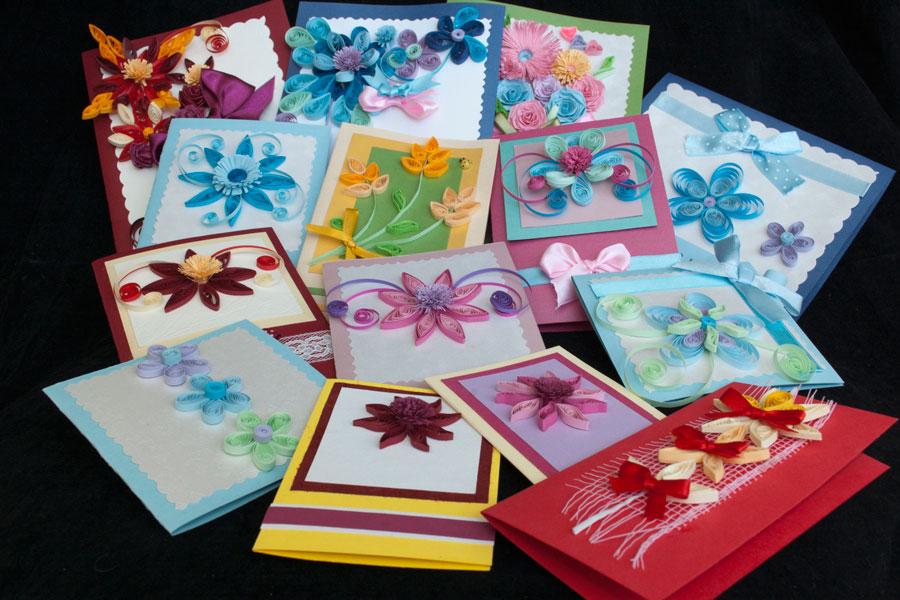 Tarjetas de salutaci n para navidad y a o nuevo - Como hacer una tarjeta de navidad original ...