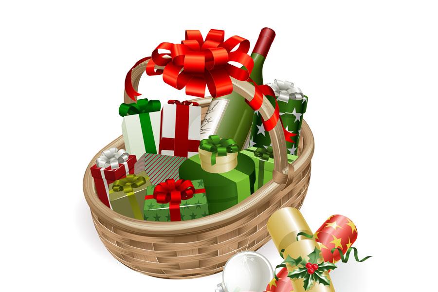 Ideas para armar canastas navideñas para los empleados. Algunos tips para armar cajas navideñas personalizadas