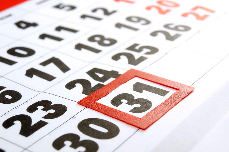 Cómo prepararte para navidad y año nuevo. Algunos consejos para tener la agenda lista y organizada en la noche de navidad y año nuevo