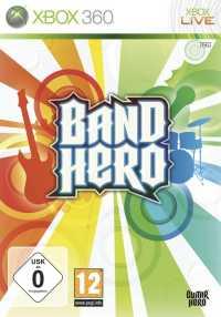 Trucos para el juego Band Hero, consola Xbox 360. Consigue nuevos personajes en Band Hero
