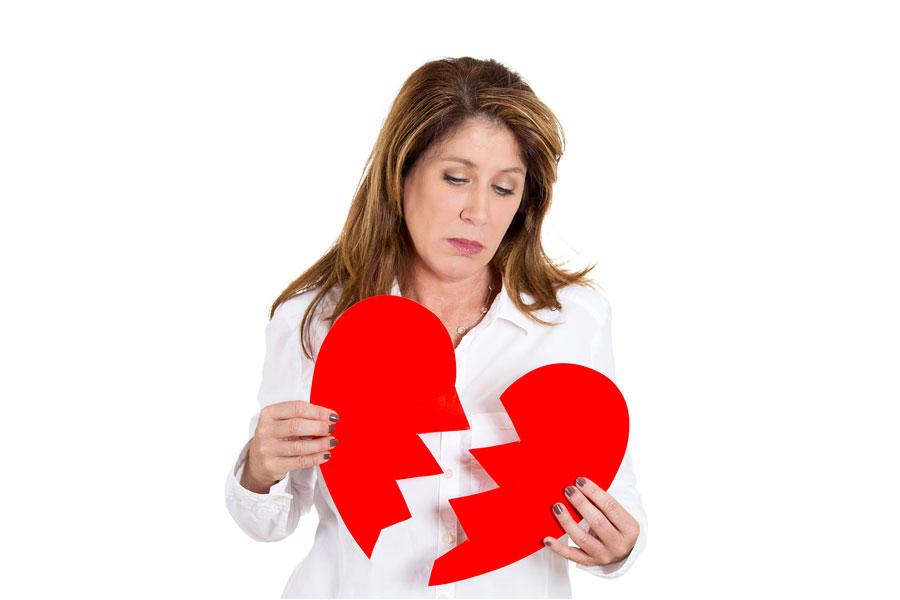 El desamor, una situación dificil de superar, pero no imposible. Aquí algunos consejos para sobreponerte a un desamor.