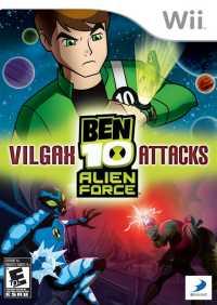 Trucos paraBen 10 Alien force. Obten energía ilimitada, salta escenas y otras ventajas en el juego Ben 10 Alien Force: Vilgax Attacks