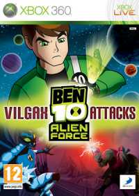 Trucos para Ben 10 Alien Force: Vilgax Attacks. Consigue energía ilimitada y otras ventajas en Ben 10 Alien Force: Vilgax Attacks para XBOX 360