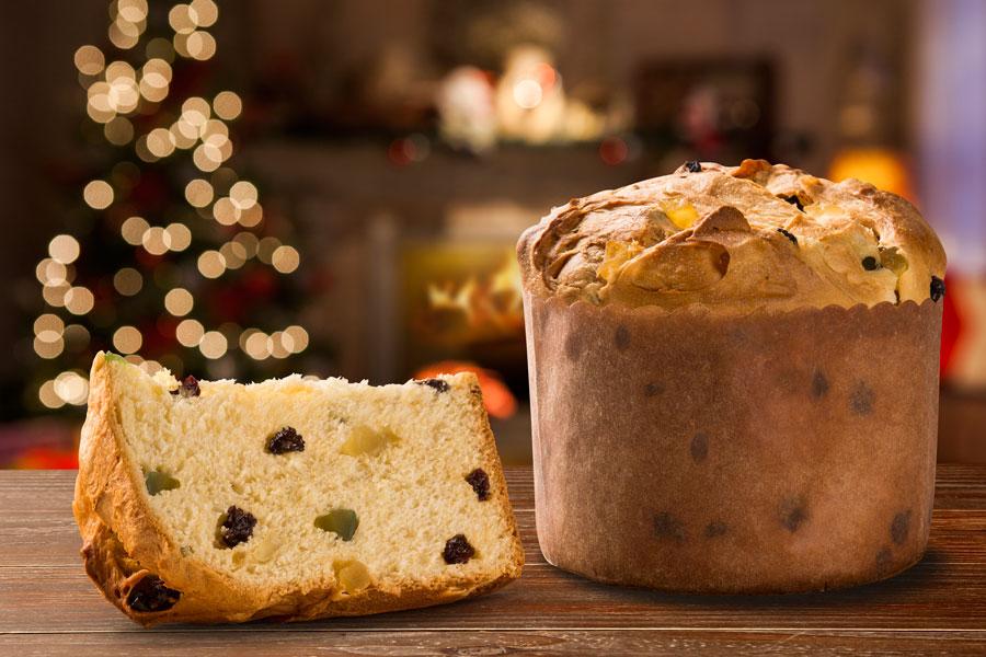 Receta para hacer budín de frutas o pan dulce. Una receta muy simple para preparar pan dulce o budín con frutas