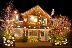 Consejos para comprar luces de navidad para el exterior. Cómo comprar luces navideñas para decorar el exterior