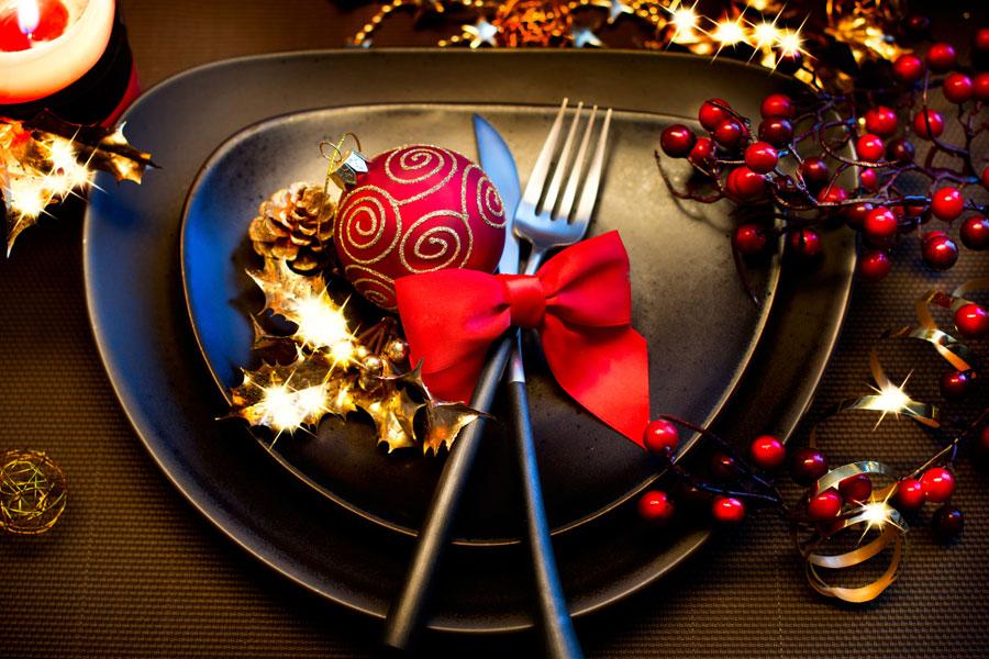 Ideas para preparar la mesa de Año Nuevo. Como decorar la mesa para la cena de Año Nuevo