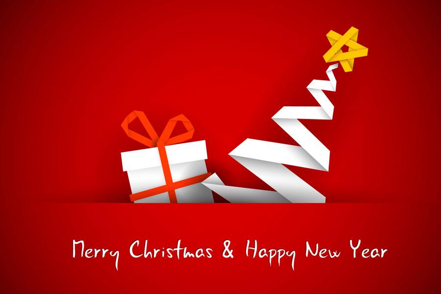 Una postal animada para navidad - Hacer una postal de navidad ...