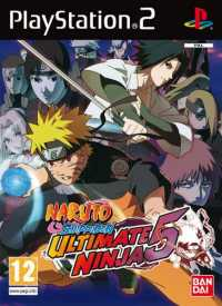 Trucos para Naruto Ultimate Ninja 5 para PS2. Consigue Nuevos Personajes, modos de jue