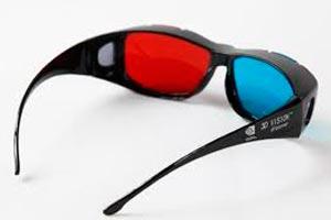 Cómo hacer Anteojos 3D