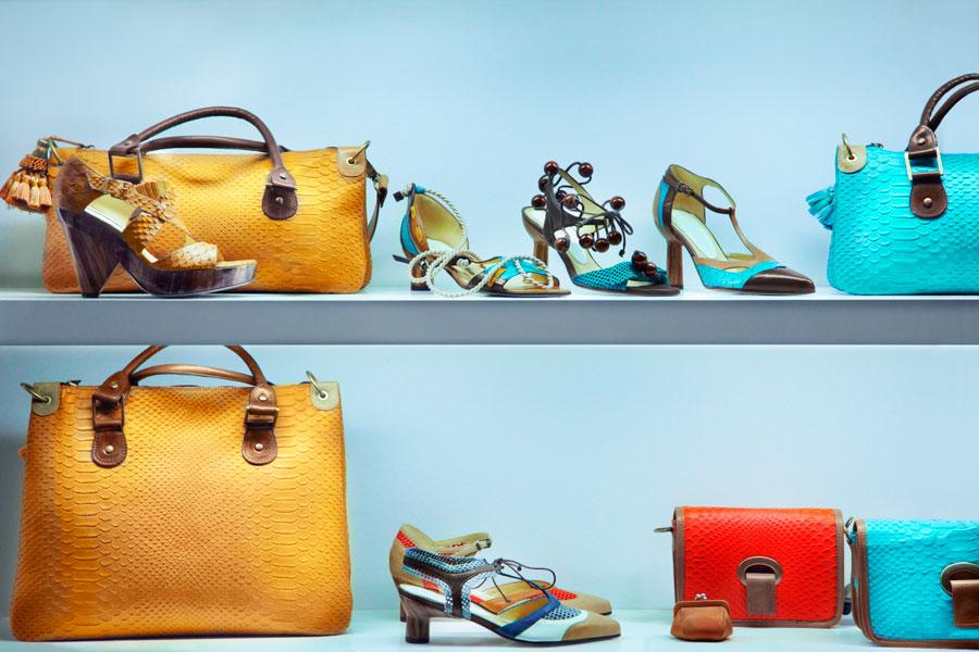 Cómo elegir los Bolsos, Carteras y Zapatos