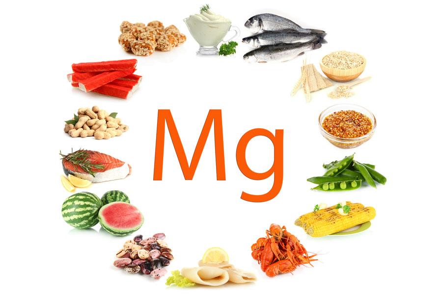 Cómo Consumir Magnesio en la Dieta diaria. Propiedades del magnesio