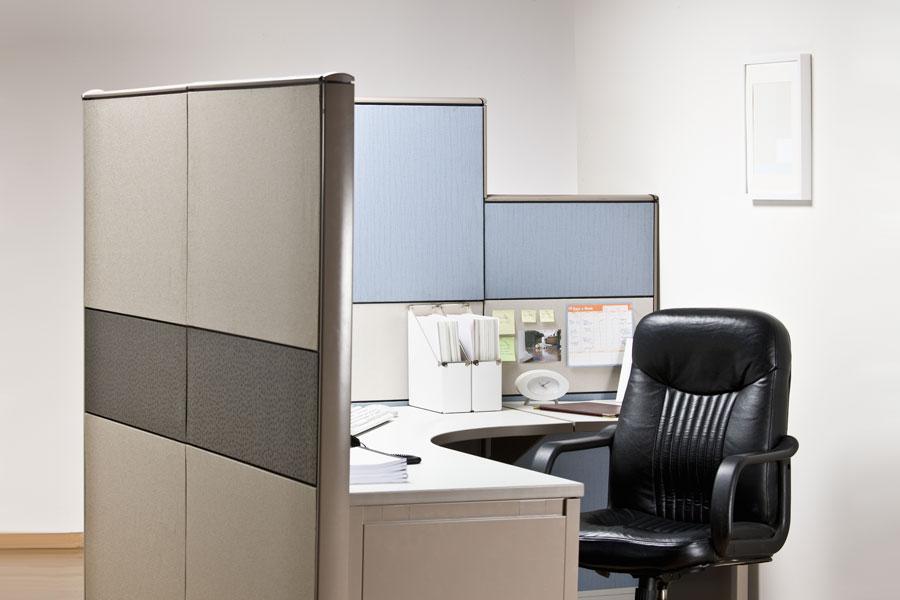 Trucos para decorar una oficina peque a o cub culo for Imagenes para decorar oficinas