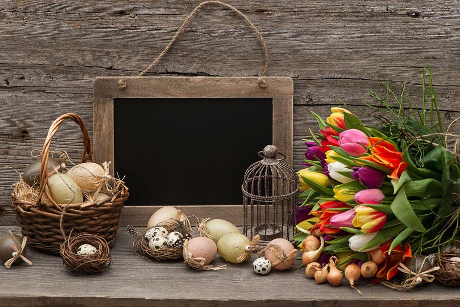 Ideas para Decorar el Hogar en Pascuas