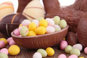 Huevos de Pascuas de Azúcar. Receta