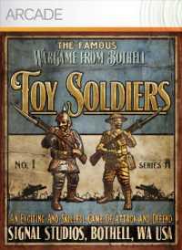Trucos para Toy Soldiers, de Xbox 360. Cómo conseguir una mascara y nuevas imagenes en Toy Soldiers, para la consola Xbox 360