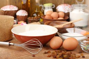 Receta de una Rosca de Pascuas para Diabéticos