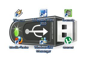 Cómo utilizar programas portables