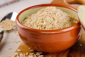 como cocinar arroz en microondas: