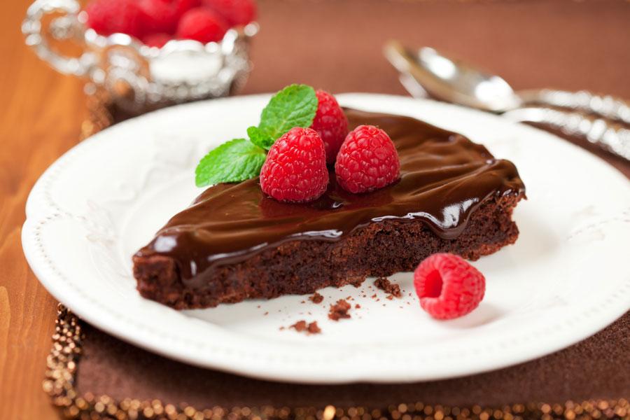 Cómo hacer una marquise de chocolate