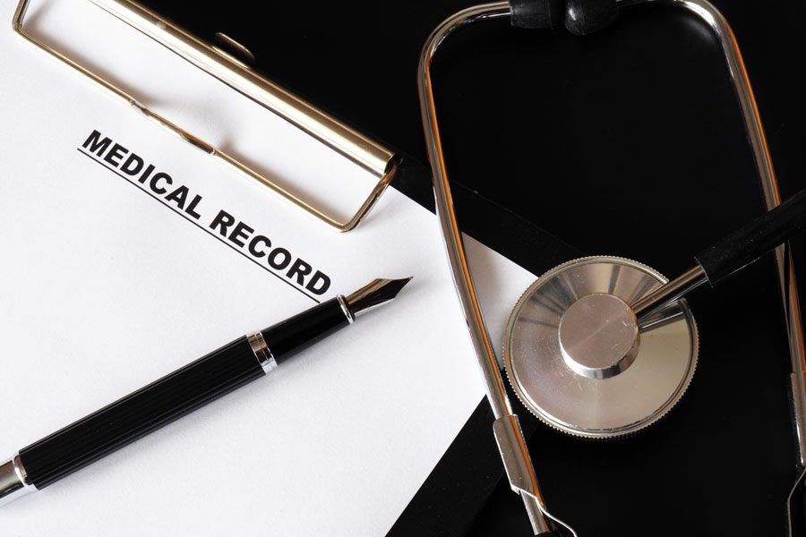 Cómo armar una historia clínica en casa