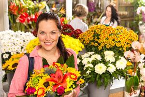 Cómo regalar flores según su significado