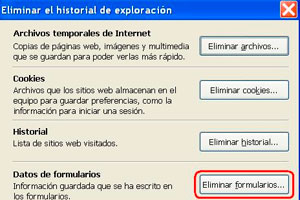 Cómo borrar el Historial de Google en Firefox