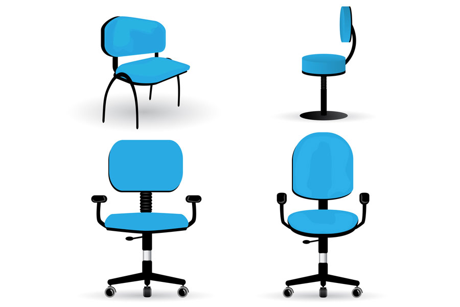 Cómo elegir una silla para la oficina en invierno