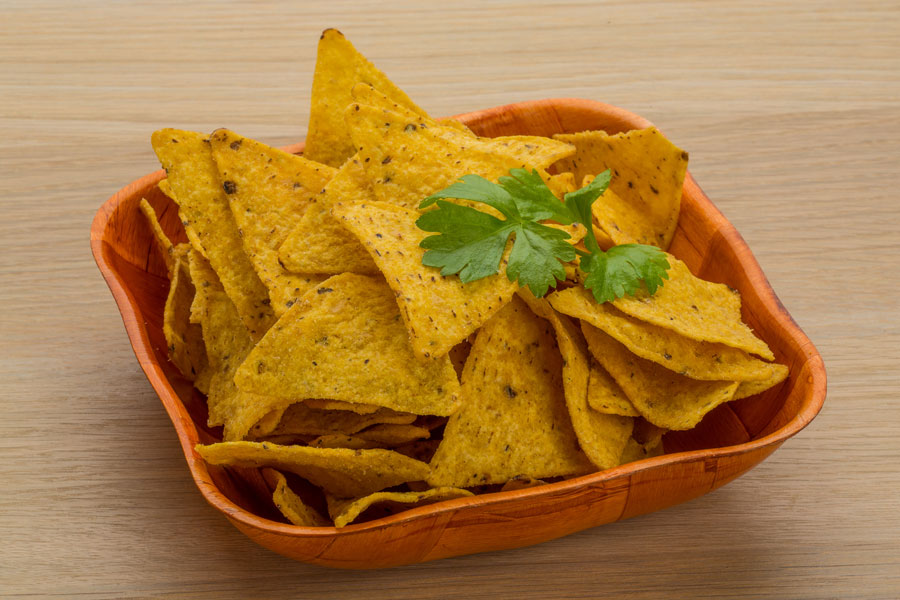 Cómo hacer nachos mexicanos