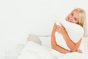 Cómo hacer una almohada con forma